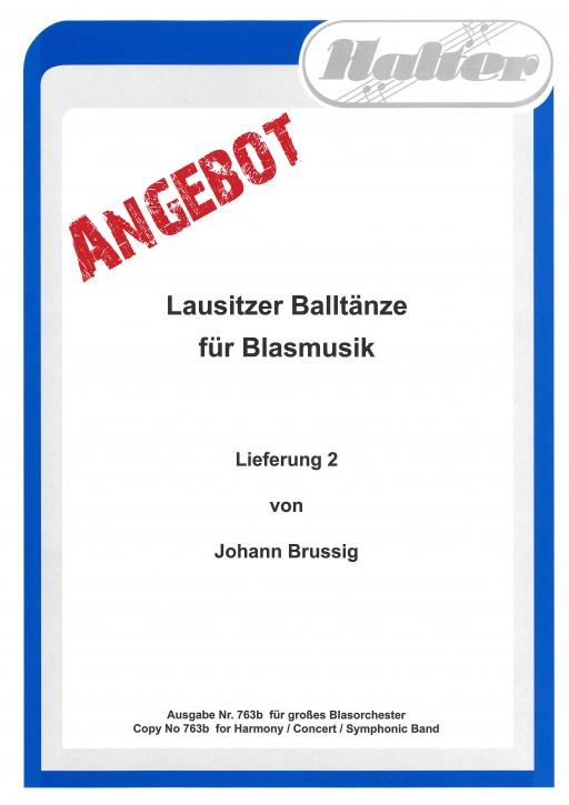 Lausitzer BALLTÄNZE - Lieferung 2