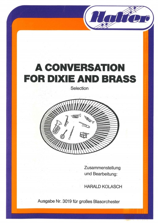 A Conversation for Dixie and Brass
