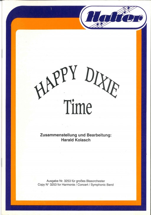 Happy Dixie Time