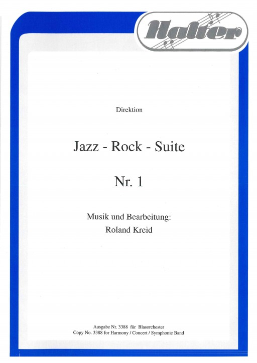 Jazz Rock Suite Nr. 1