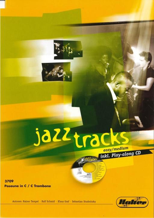 JAZZ TRACKS (easy / medium) - Posaune in C