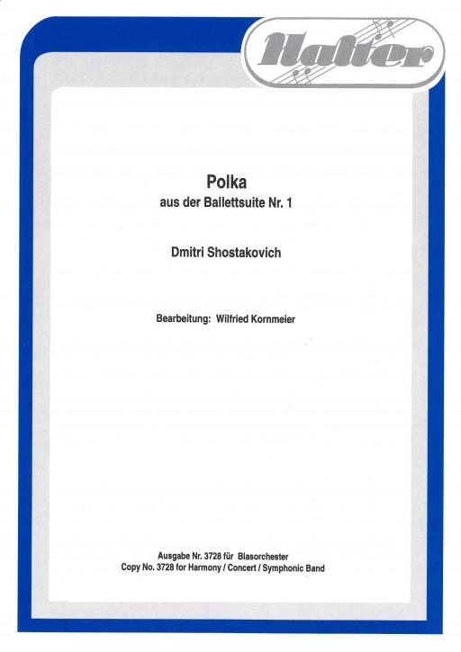 Polka aus der Ballettsuite Nr. 1