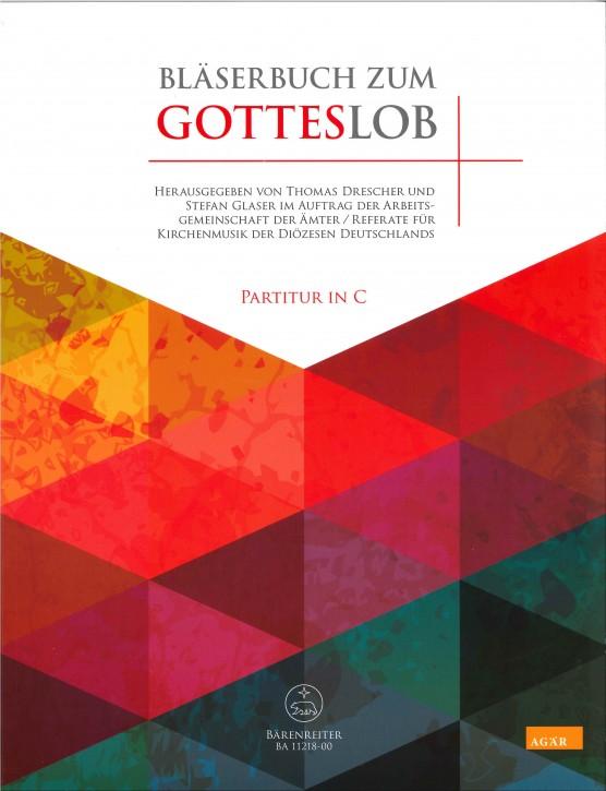 Bläserbuch zum Gotteslob (Neuauflage 2014)
