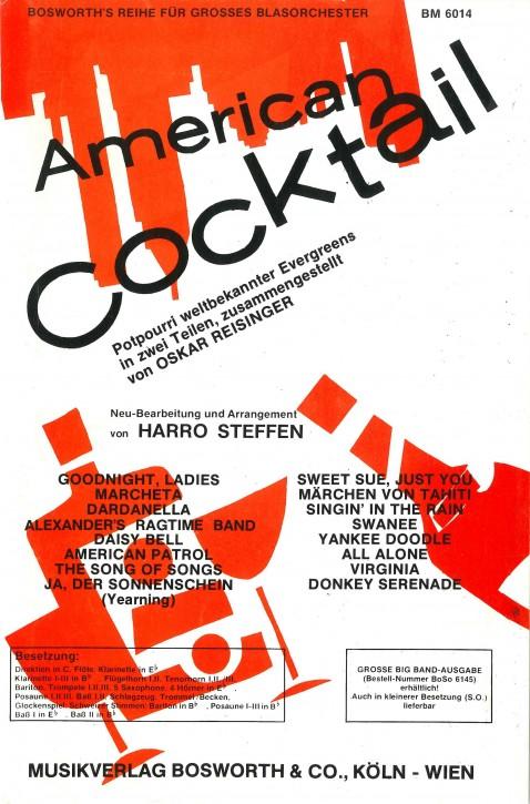 American Cocktail - LAGERABVERKAUF