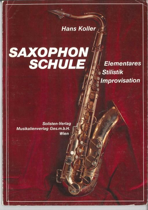 Saxophon Schule