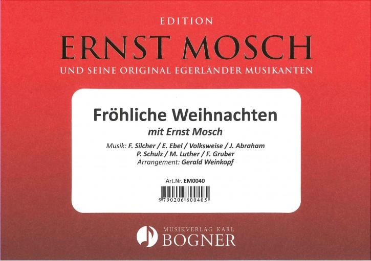 Fröhliche Weihnachten mit Ernst Mosch