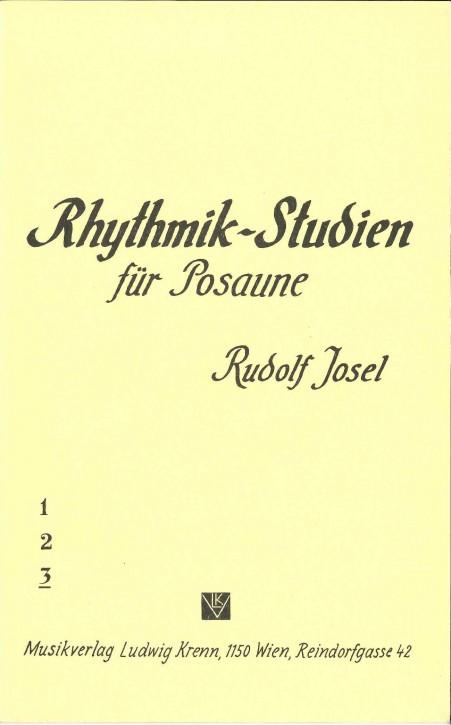 Rhythmik Studien - Heft 3