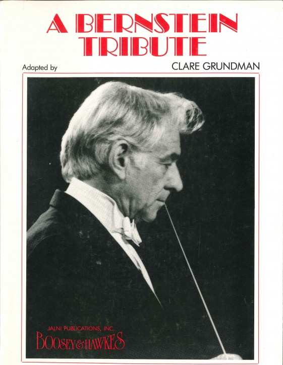 A Bernstein Tribute
