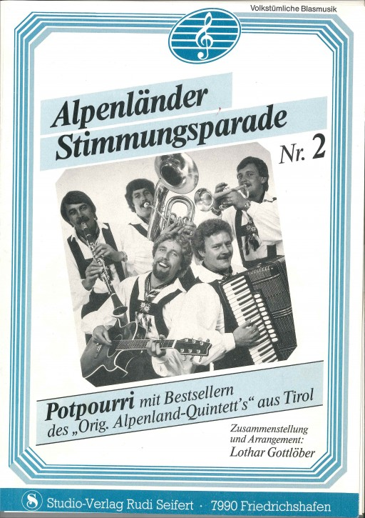 Alpenländer Stimmungsparade Nr. 2