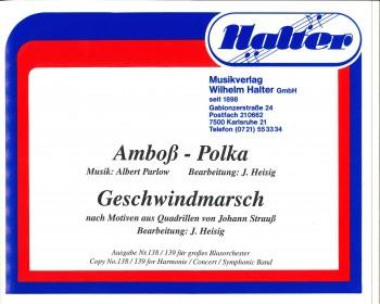 Amboß Polka (Amboss Polka)