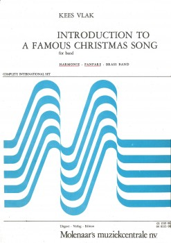 Introduction to a famous Christmas Song - LAGERABVERKAUF