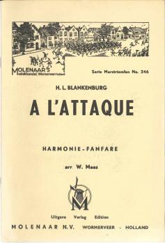 A l'Attaque - LAGERABVERKAUF