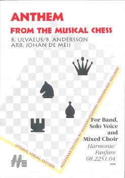 Anthem from the Musical Chess - LAGERABVERKAUF