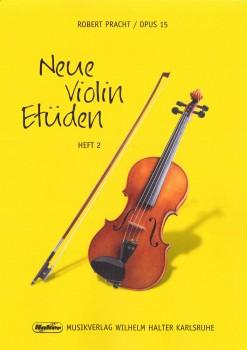 Neue Violin Etüden - Heft 2
