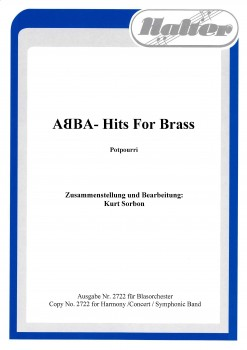 Abba Hits for Brass
