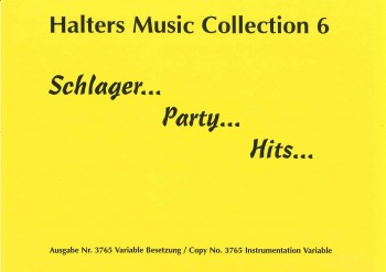 Schlager Party Hits (Collection 6)