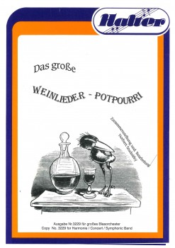 Das große Weinlieder Potpourri
