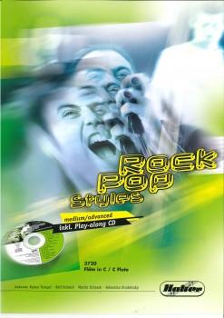 ROCK POP STYLES (medium / advanced) - Flöte