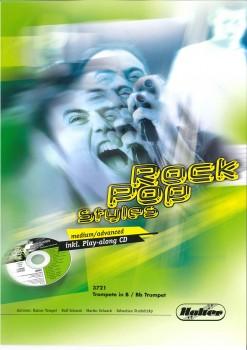 ROCK POP STYLES (medium / advanced) - Trompete in Bb