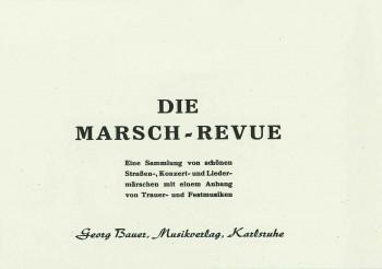 Die Marsch Revue