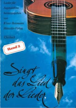 Singt das Lied der Lieder (BAND 2) - LAGERABVERKAUF