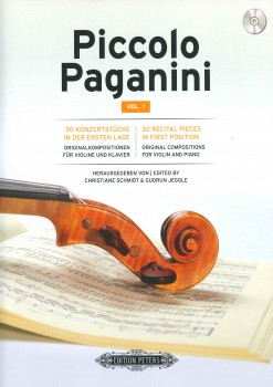 Piccolo Paganini (Vol. 1)