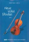 Neue Violin Etüden - Heft 1 (Violine 1)