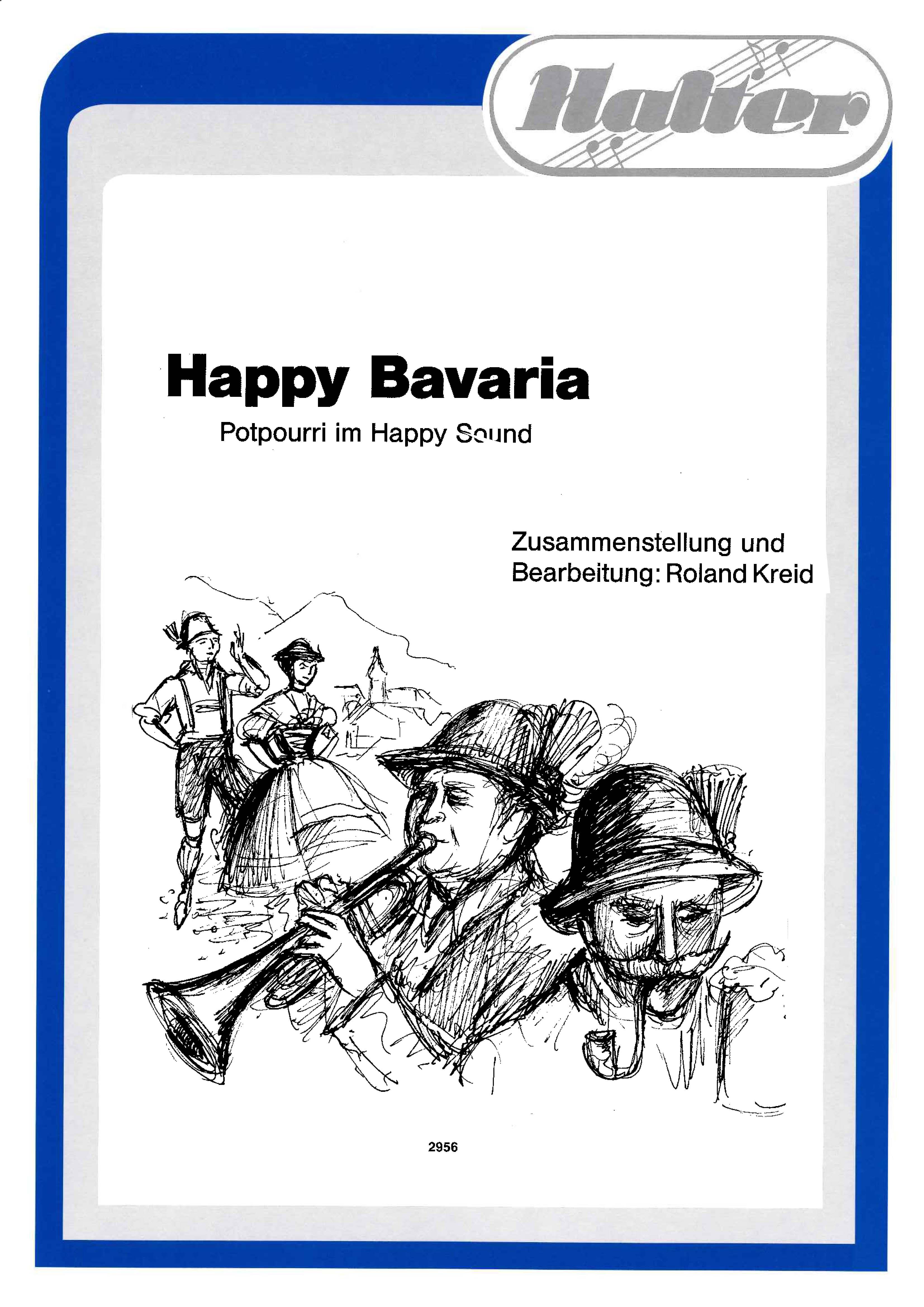 happy bavaria 2956. Black Bedroom Furniture Sets. Home Design Ideas