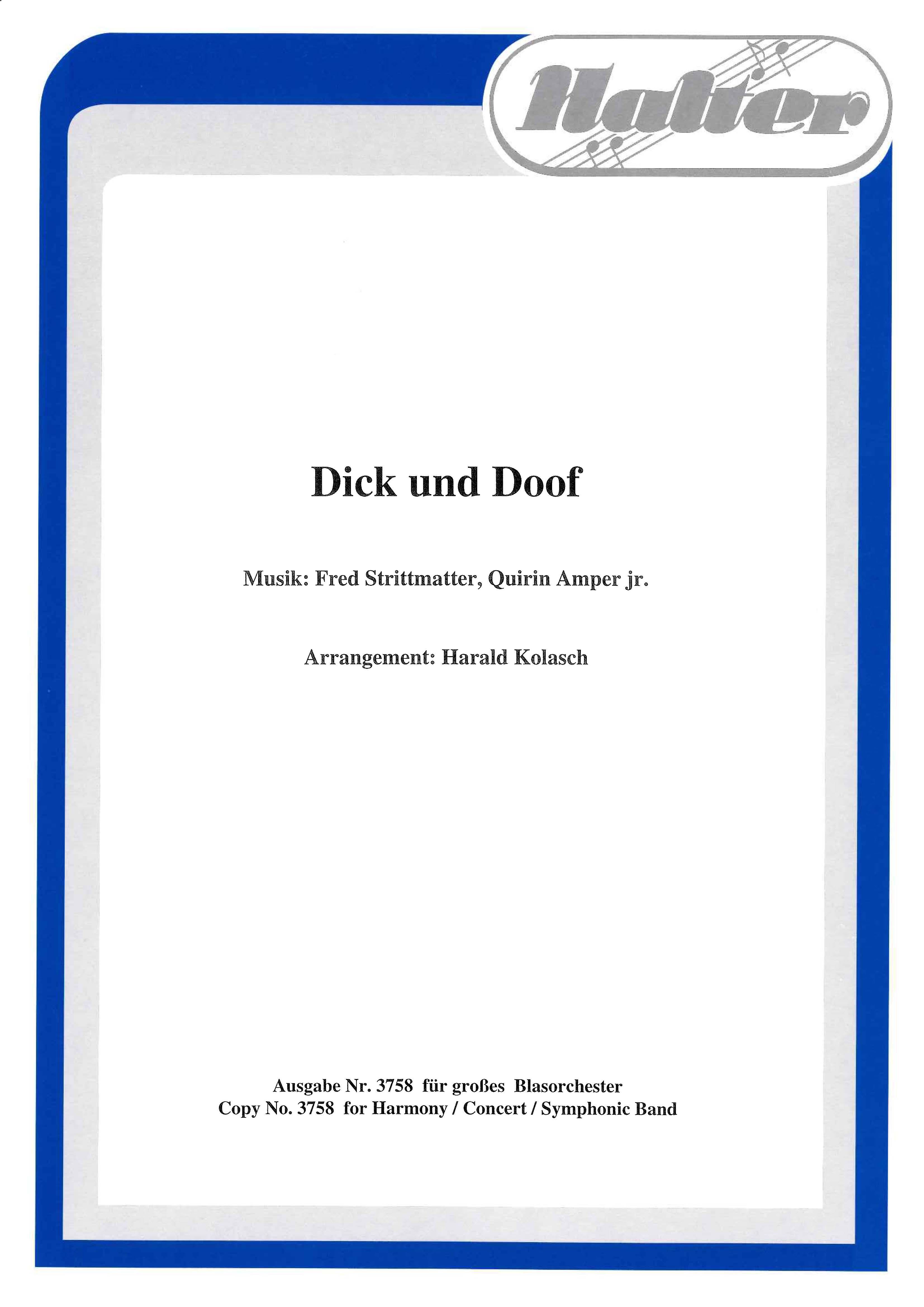 Dick Und