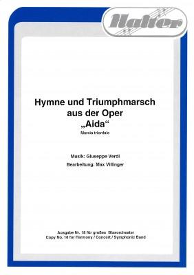Hymne und Triumphmarsch aus Aida (Marcia Trionfale)