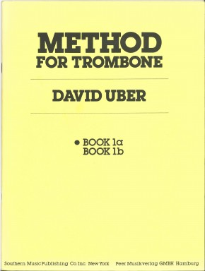 Method for Trombone - BOOK 1a