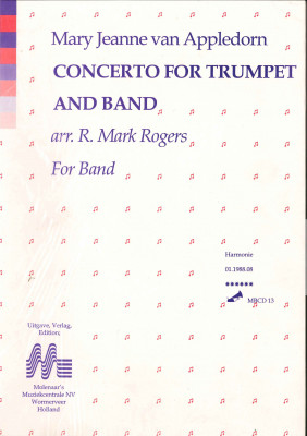 Concerto for Trumpet and Band - LAGERABVERKAUF