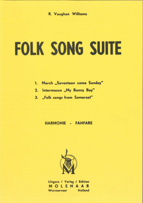 Folk Song Suite - LAGERABVERKAUF