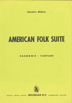 American Folk Suite - LAGERABVERKAUF