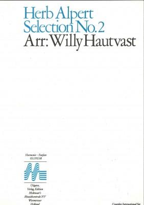 Herb Alpert Selection No.2 - LAGERABVERKAUF