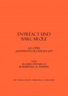 Entreact und Barcarole