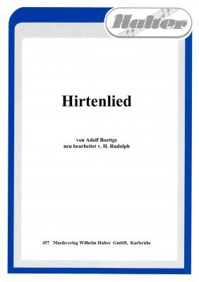 Hirtenlied - KLAVIER / DIREKTION