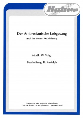 Der Ambrosianische Lobgesang