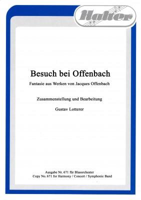 Besuch bei Offenbach