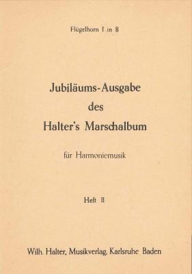 Jubiläumsausgabe Halters Marschalbum - Heft 2