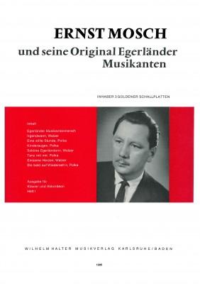 Ernst Mosch - Akkordeon Heft 1