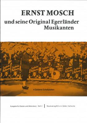 Ernst Mosch - Akkordeon Heft 2
