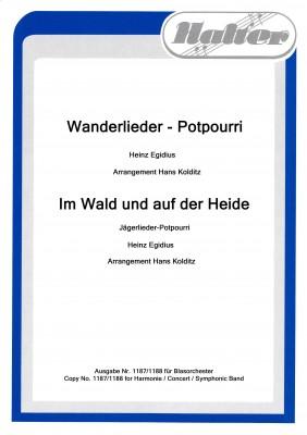 Wanderlieder Potpourri