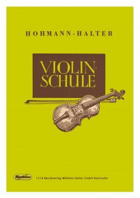 Praktische Violinschule Teil I / II (Hohmann)
