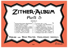 Zither Album - Heft 3