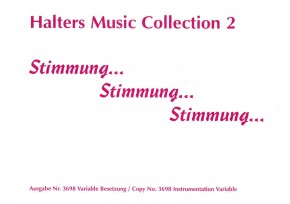 Stimmung - Stimmung - Stimmung (Collection 2) Stimmpartitur in C