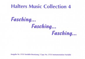 Fasching Fasching Fasching (Collection 4)