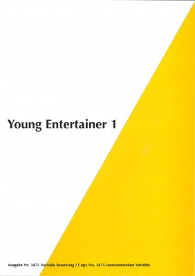 Young Entertainer 1