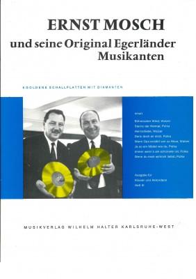 Ernst Mosch - Akkordeon Heft 3