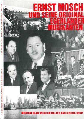Ernst Mosch - Akkordeon Heft 4
